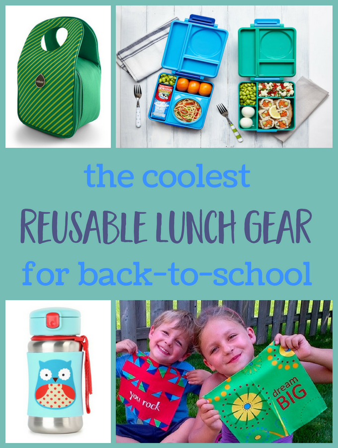 The cool kids guide to reusable lunch gear