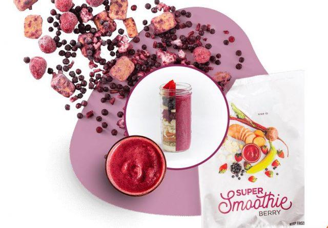 Smoothie Box berry