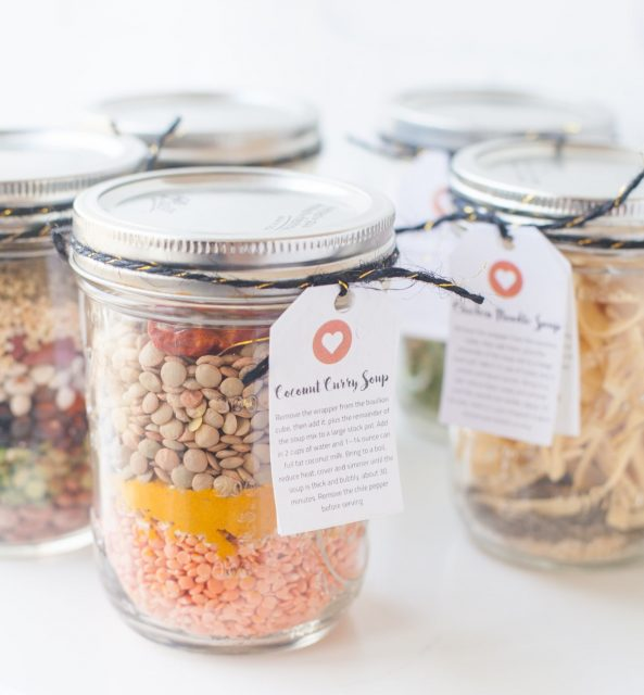 Homemade Soup Mix from Wholefully